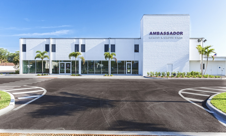Ambassador Auto