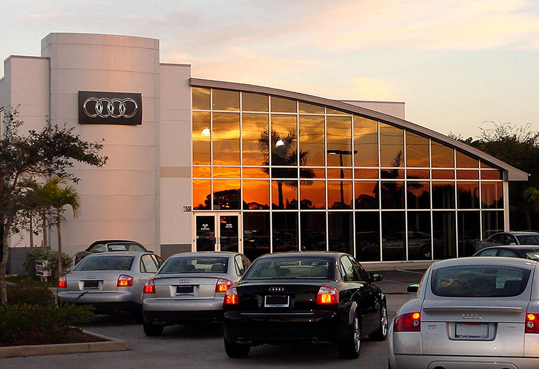 Audi Volkswagen Dealership Service Center And Sales